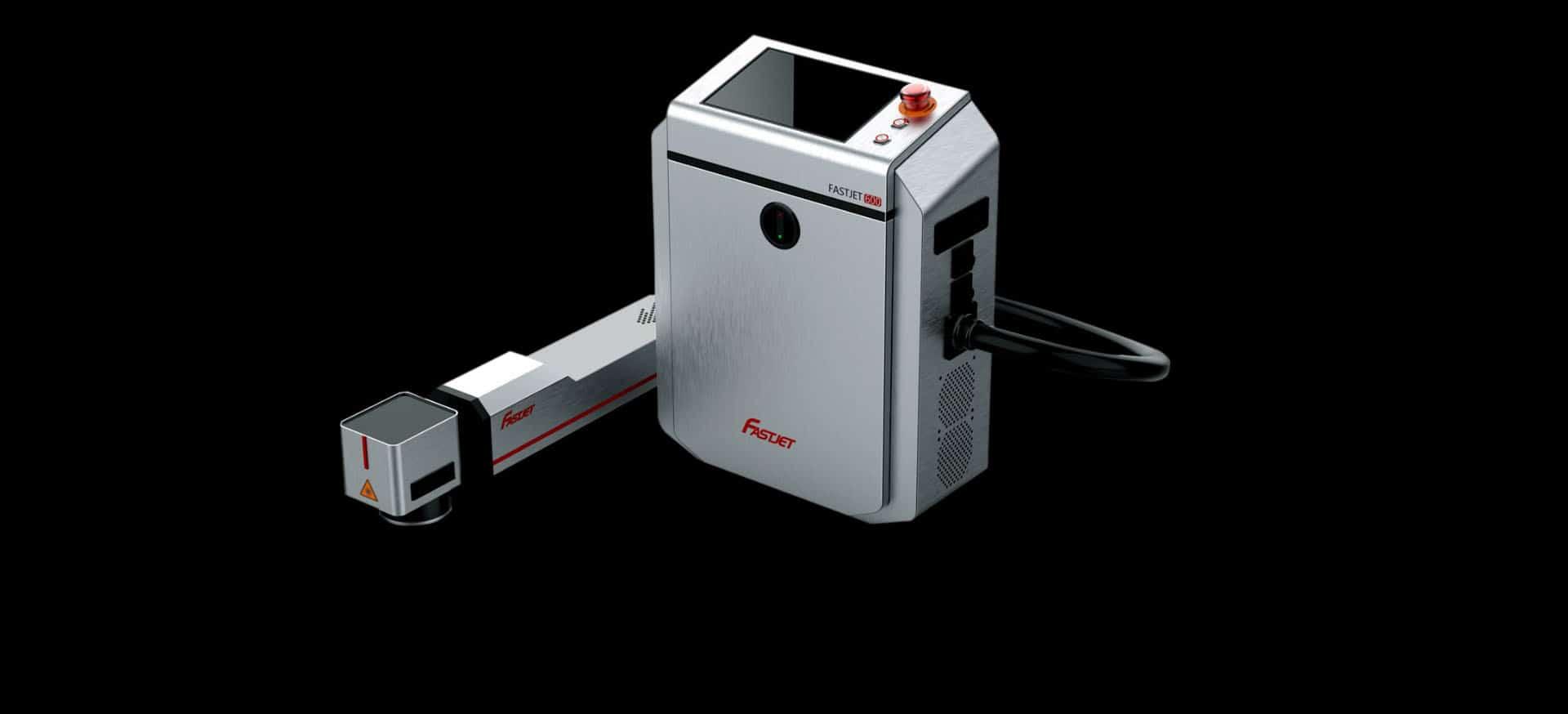 Лазерний маркувальник Fastjet F8200 загальний вигляд