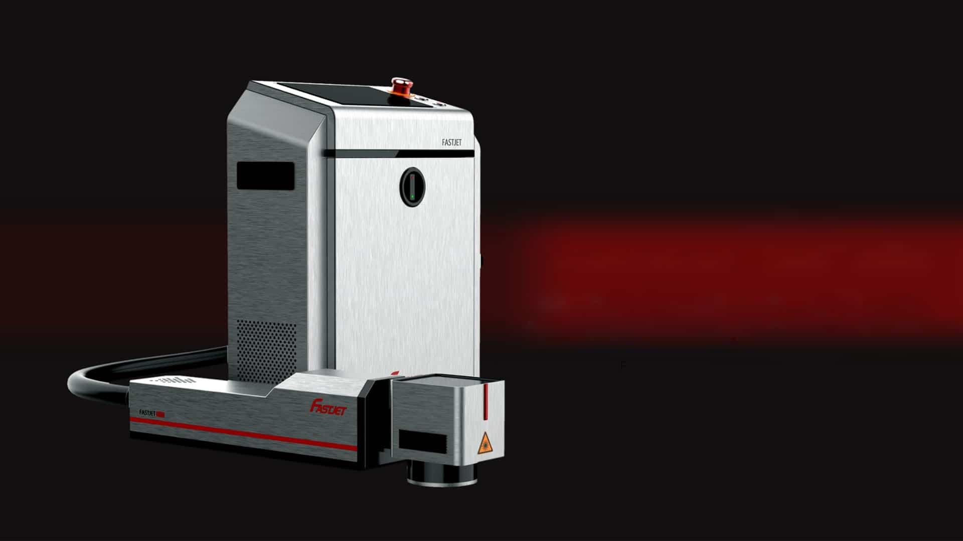 Лазерний маркувальник Fastjet F8200