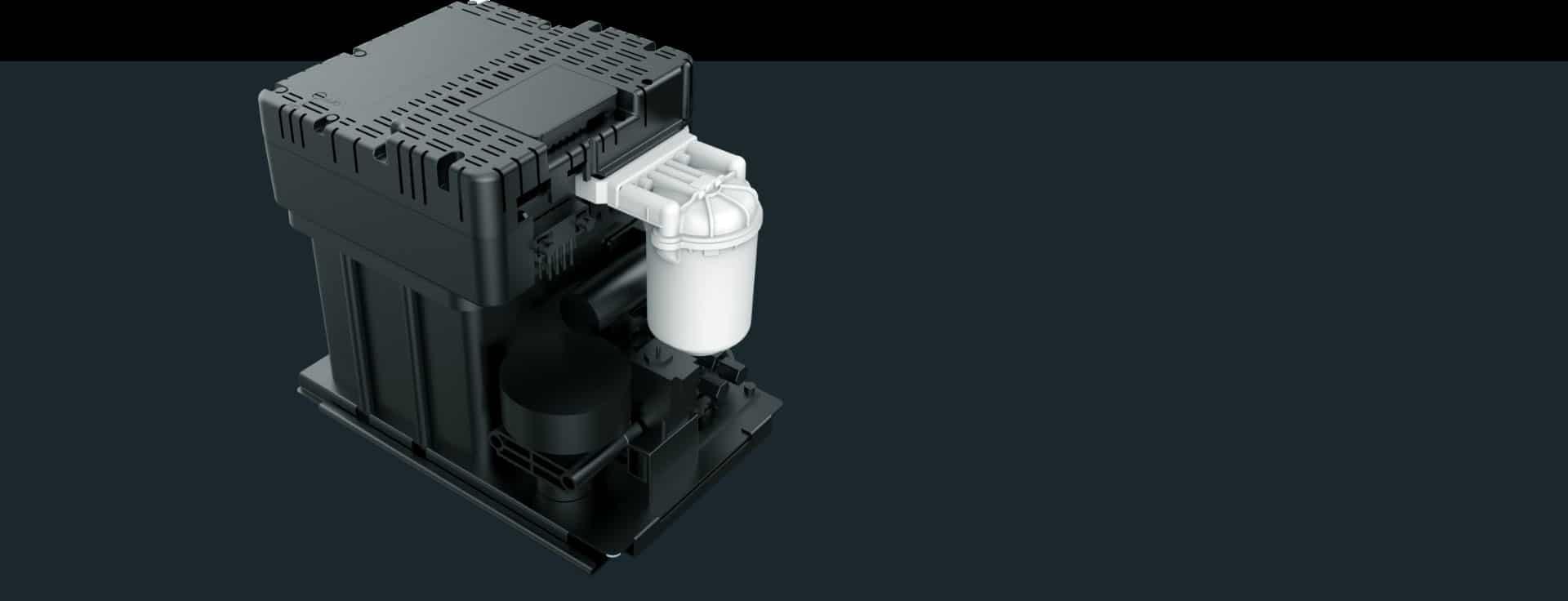 Краплеструменевий маркувальник Fastjet F560 Fastjet F540 єдиний фільтр